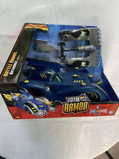 Batman Brave and the Bold Battle Armor BATMOBILE Total Armor Vehicle NEW