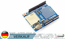 2in1 SD & micro SD Card reader Shield für Arduino Uno und Mega 2560 Prototyping