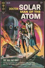 Doctor Solar #23 Gold Key Comics April 1968 King Cybernoid Man of the Atom