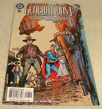DC COMICS SUPERMAN & BATMAN GENERATIONS 3 # 8 F+ OF 12 ELSEWORLD