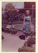 PHoto prise dans les jardins du Generalife à GRENADE Espagne en juillet 1964