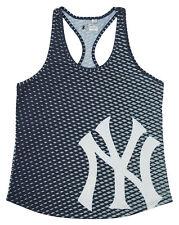 Forever Collectibles MLB Women's New York Yankees Diamond Racerback Tank