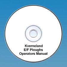 Kverneland Aratro e/F-Manuale Operatori