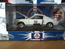 M2 1965 Shelby GT 350R Mustang Super Chase Autographed Las Vegas 1/64 Diecast