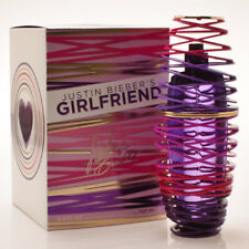 JUSTIN BIEBER'S GIRLFRIEND by Justin Bieber 3.4 oz. edp Perfume Spray (Original)