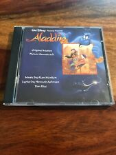 Walt disney records - aladdin original soundtrack cd (60846-2)