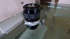 "Nikon Nikkor 135mm f/2.8 Manual Focus Lens, now in ""Ai"" fitting"