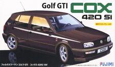 Fujimi RS-47 1/24 Model Car Kit VW Volkswagen Golf MK3 GTi VR6 Cox 420Si/628Si