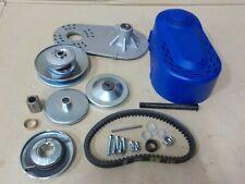 Torque Converter Kit Go Kart Minibike TAV TAV-2 30 Series 12 Tooth #35 Chain