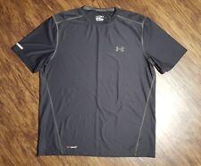 d94eb734a Men's Under Armour Heatgear Black Xl T-Shirt fitted.