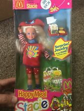 Barbie McDonald Happy Meal Stacie Doll 1993 ~ NRFB ~ #11474 ~ Mattel