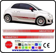 STICKER FIAT ABARTH PUNTO 500 TIPO GRANDE AUTOCOLLANTS