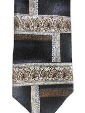 "Pierre Cardin Men's Silk Tie 58"" X 4"" Multi-Color Abstract"