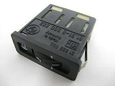 Bmw e36 Compact interruptor REGULACIÓN DEL ALCANCE LUZ 61318360882