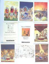 UDERZO Marcel Tabernacle Mathias! ( Point Image portfolio) 80 ex n&s