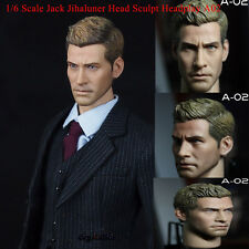 "NEW 1/6 Scale Jack Jihaluner Head Sculpt Headplay A02 For 12"" Action Figure"
