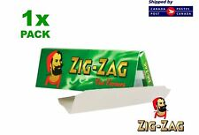 1 Pack - Zig Zag Green Rolling Papers -