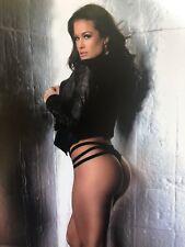 Brooke Tessmacher Adams Thong Booty Shot 8x10 WWE TNA IMPACT WRESTLING