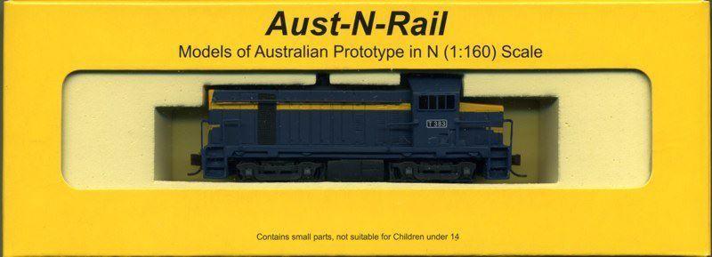 AUST-N-RAIL