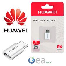 Huawei Adattatore AP52 ORIGINALE da Type-C a Micro usb 2A Per Mate 9 Honor 8