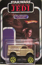 Hot Wheels CUSTOM DAIRY DELIVERY Star Wars Carrie Fisher Princess Leia Tribute