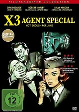 HOT ENOUGH FOR JUNE: X3 AGENT SPECIAL (1964)