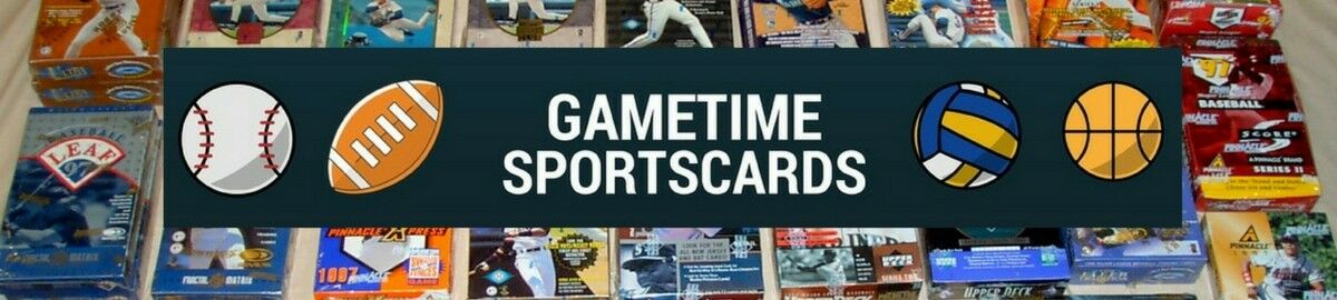 Gametime Sportscards