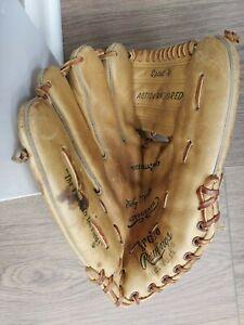 Vintage USA Rawlings MICKEY MANTLE XPG 20 Stamped Autograph Baseball Left Glove