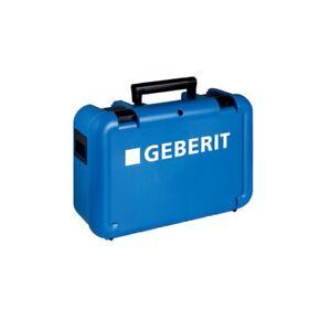 Geberit Koffer für Mepla Handpresswerkzeug (leer)