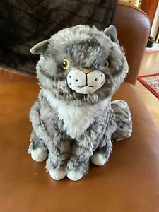 Official Mog the Cat Sainsburys Christmas 2015 Plush