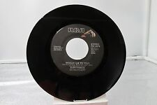"""45 RECORD 7""""- EURYTHMICS - WOULD I LIE TO YOU"""