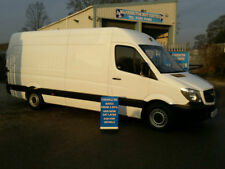 Commercial Vans & Pickups with Driver Airbag Sprinter