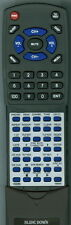 Replacement Remote for Yamaha V3022500, RTV3022500, CDC3, CDC775