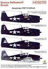 Techmod 1/32 Grumman F6F-5 Hellcat, # 32007