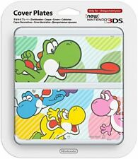 Nintendo Official 3DS Cover Plate Multicolor Yoshi Brand New and Sealed