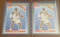 2021 Donruss NBA Craftsmen Lebron James #10 LOT! MINT! PSA 10🤔📈🔥💎