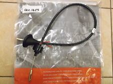 Ford Fiesta Mk2 1986-89 1108mm Clutch Cable QCC1339 Check Compatibility