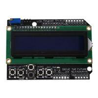 LCD Keypad Shield for Arduino UNO MEGA R3 Mega2560 Duemilanove Nano Robot Y4F6