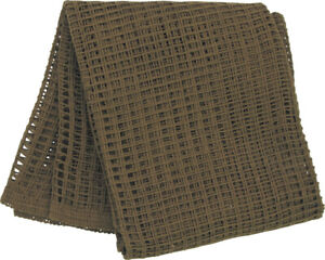Camcon Sniper Face Veil Desert Headwear Eye Protection Olive Drab Scarf 61040