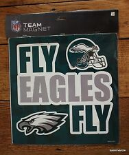 Philadelphia Eagles Magnet Football Sports Decor Waterproof Fly Eagles Fly Fan