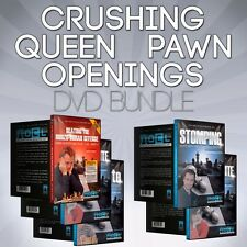 QUEEN PAWN OPENINGS GRANDMASTER CHESS BUNDLE VIDEO COURSE