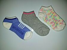 Three Pairs of Women's Ankle Socks From Aeropostale -- New Without Tags