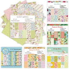 Artsy Collage Stamp Art Book Collection for Crafting Decoupage Scrapbooking