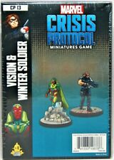 Marvel Crisis Protocol Vision & Winter Soldier - New