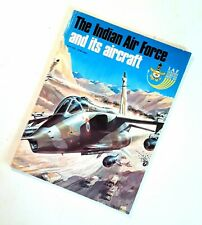 ☆ THE INDIAN AIR FORCE and its AIRCRAFT I.A.F. Golden Jubilee HINDUSTAN Aviation