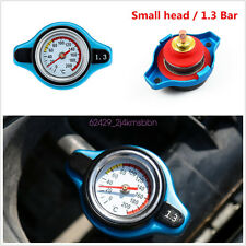 Genuine Car Thermostatic Gauge Radiator Cap 1.3 bar Small Head Water Temp Meter