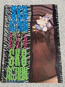 SKATE ACTION (SK8 Action) Vintage Skateboard Magazine November 1989