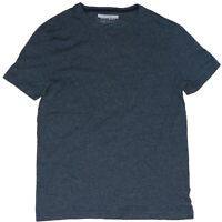 New Men's Size Banana Republic Blue Soft Wash Crew Neck T-Shirt NWOT - XL