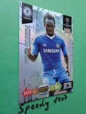 Champions League 2010 2011 chelsea essien Panini Adrenalyn Limited