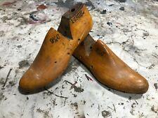 """""""1480E"""" Wood Shoe Lasts, Pair, Size 9-1/2C"""